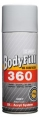 HB BODY fill 360 (2:1) spray čierny 400ml